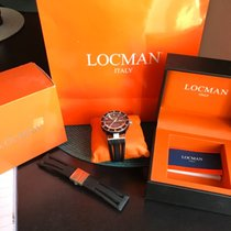 Locman Montecristo N J4275 2014 pre-owned