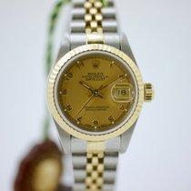 Rolex Lady-Datejust mit Box und Papieren
