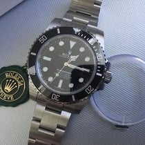 Rolex Submariner (No Date) new 40mm Steel