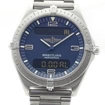 Breitling Aerospace Titanium 40mm Blue United States of America, New York, New York