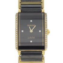 Rado Diastar Yellow gold 19mm Black United States of America, New York, New York