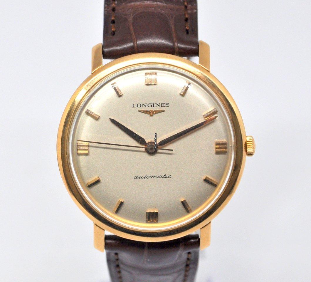 6b60b177e046 Relojes Longines Oro amarillo - Precios de todos los relojes Longines Oro  amarillo en Chrono24