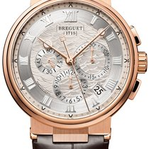 Breguet Rose gold 42.3mm Automatic Marine new United States of America, New York, Airmont