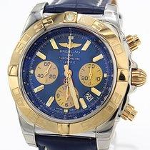 Breitling Chronomat 44 neu 44mm Gold/Stahl