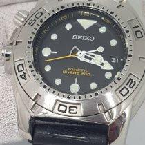 Seiko Kinetic Seiko 5M62-0AY0 pre-owned