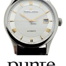 Maurice Lacroix Steel 38mm Automatic MP6407-SS001-110 new