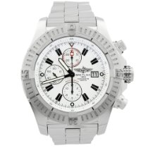 Breitling Super Avenger Steel 48mm White Arabic numerals United States of America, California, Fullerton