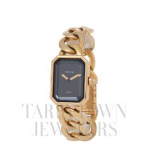 Chanel Première Yellow gold 26mm Black United States of America, New York, Hartsdale