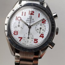 Omega Speedmaster Reduced Steel 35.5mm Mother of pearl United Kingdom, Sheffield