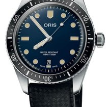 Oris Divers Sixty Five 01 733 7707 4055-07 4 20 18 2020 new