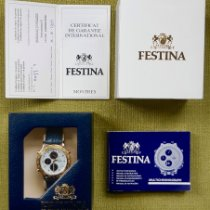 Festina 37.5mm Quartz 6377 pre-owned