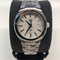 TAG Heuer Link Lady Staal 32mm Parelmoer Geen cijfers