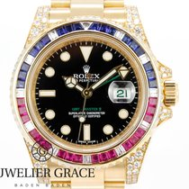 Rolex GMT-Master II 116718LN 2016 pre-owned