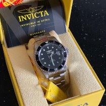 Invicta Steel 40mm Automatic 8926 pre-owned