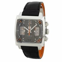 TAG Heuer Monaco Calibre 36 Steel 494mm Grey United States of America, Florida, Miami