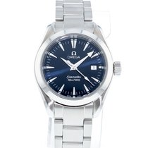 Omega Seamaster Aqua Terra Steel 29mm Blue United States of America, Georgia, Atlanta