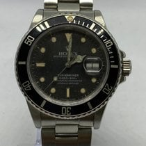 Rolex Submariner Date 168000 1984 pre-owned