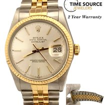 Rolex Steel 36mm Automatic Datejust pre-owned United States of America, New York, Huntington Village