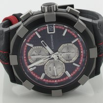 Concord Titanium Automatic Black No numerals 47mmmm new C1