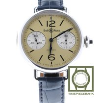 Bell & Ross Vintage BRWW1-MONO-IVO/SCR 2020 nouveau