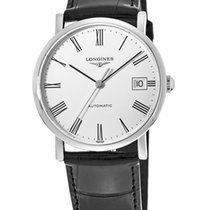 Longines Elegant White Roman numerals United States of America, New York, Brooklyn