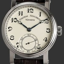 Thomas Ninchritz Steel 42mm Manual winding NI 2000.4 new