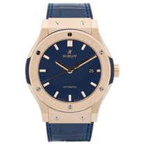 Hublot Classic Fusion Blue Rose gold 42mm Blue United Kingdom, London