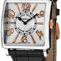 Franck Muller Master Square Steel Silver United States of America, New York, Brooklyn