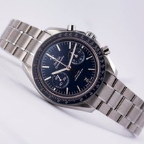 Omega Speedmaster Professional Moon Co-Axial Titanium Moonwatch