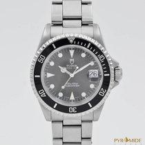 Tudor Submariner Prince Date Sapphire w/ Warranty RARE