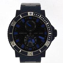 Ulysse Nardin Maxi Marine Diver Limited Edition Black Sea Blue...