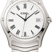Ebel Classic Steel 37mm White United States of America, New York, Airmont