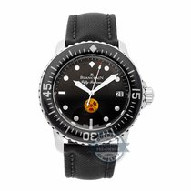 Blancpain Tribute to Fifty Fathoms Limited Edition 5015B-1130-52