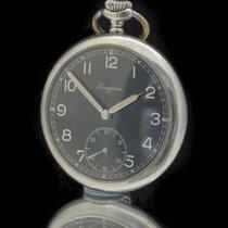 Enicar Longeau Taschenuhr Bj.: 1940/1943 - Diensttaschenuhr...