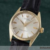Rolex Oyster Perpetual 14k (0,585) Gold Medium Automatik Ref:...