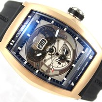 Cvstos Challenge Twin-time 18k/0,750 Red Gold