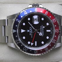 Rolex [near NOS +Service +NO-HOLE] GMT Master II Pepsi, Z - 2007