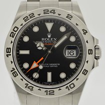 Rolex Explorer II 216570 - LC100 - Full Set - neuwertig