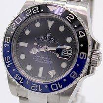 Rolex GMT Master II Ref. 116710BLNR von 2014
