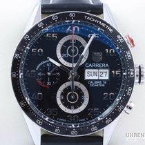 TAG Heuer Carrera Chronograph Tagesanzeige CV2A10