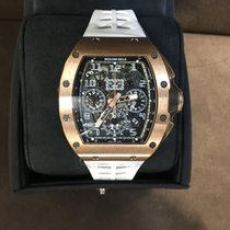 Richard Mille RM11-02 ROSE GOLD BOUTIQUE EDITION