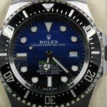Rolex Deepsea 126660 James Cameron Blue & Black Unused 2018 Model