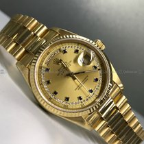 Rolex Day-Date 36 Yellow gold Yellow