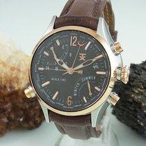 Timex Tx Timex T3b831 World Time Saphir Glas Herrenuhr Mit...