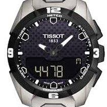Tissot T-Touch Expert Solar gebraucht 45mm Titan