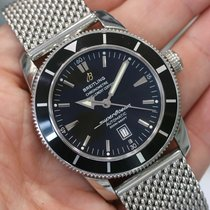 Breitling Superocean Héritage 46 A1732024/B868-SS Very good Steel 46mm Automatic