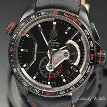 TAG Heuer Grand Carrera Titanium Black No numerals United States of America, Arizona, Scottsdale