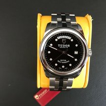 Tudor Glamour Date-Day new Automatic Watch with original box and original papers 56010N