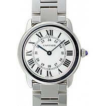 Cartier W6701004 Steel Ronde Solo de Cartier new United States of America, New York, New York