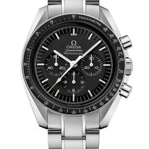 Omega Speedmaster Professional Moonwatch Steel Black United States of America, Florida, North Miami Beach